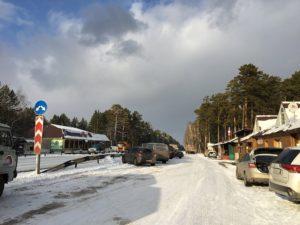 В Красноярском крае модернизируют объекты дорожного сервиса
